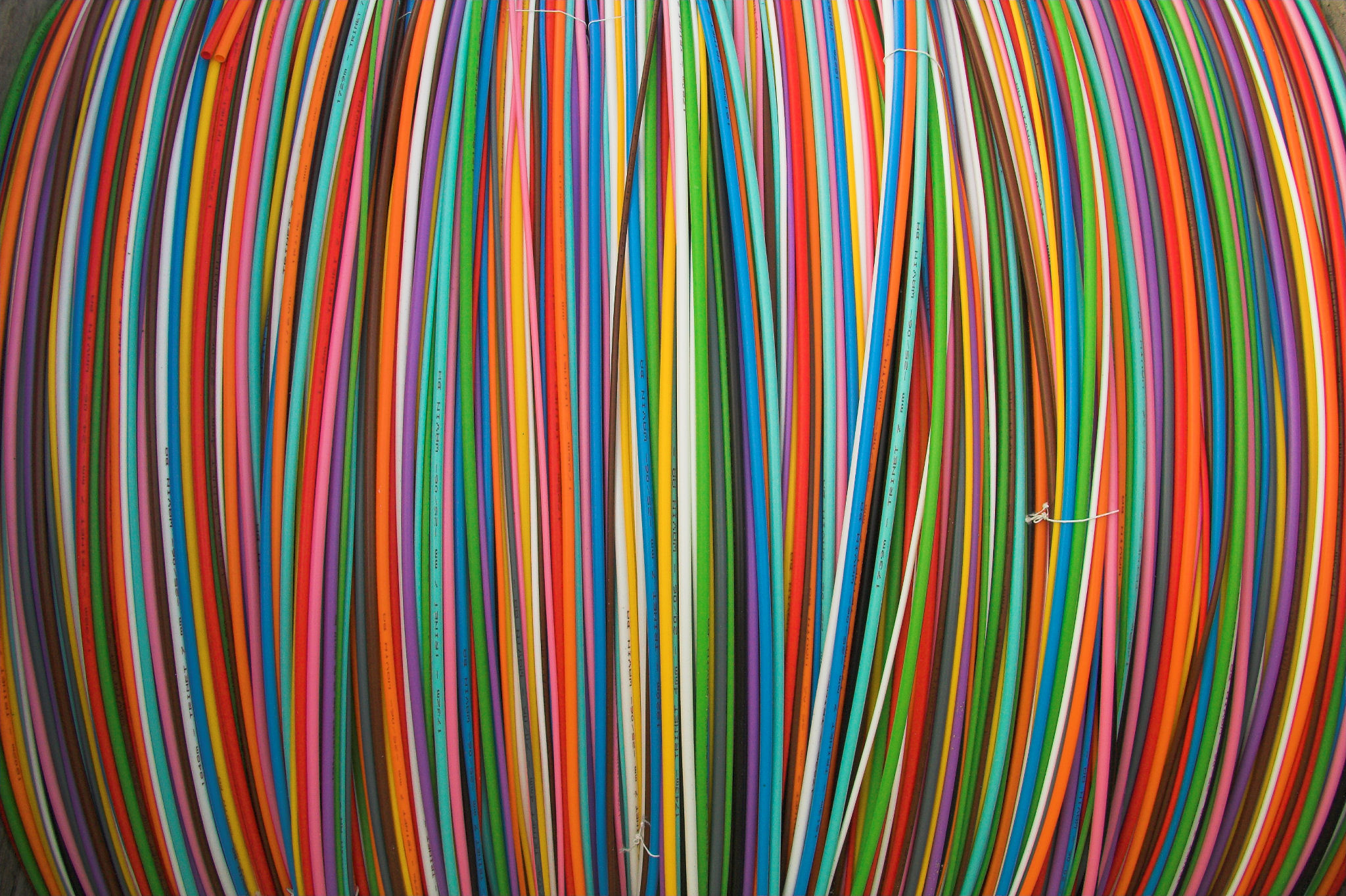Electric Wire Code Colors