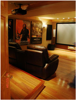 Chicagolandland Home Theater